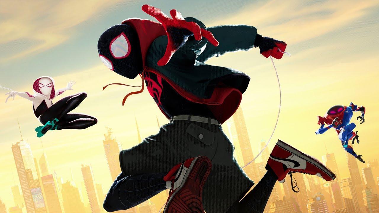 スパイダーマン スパイダーバース ネタバレ感想 今年最高のアニメ映画